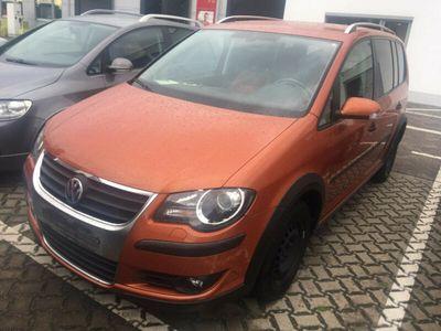 used VW Touran Cross 1.4 TSI 7 SITZER ~MOTORPROBLEM ~