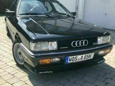 gebraucht Audi Quattro Typ 85