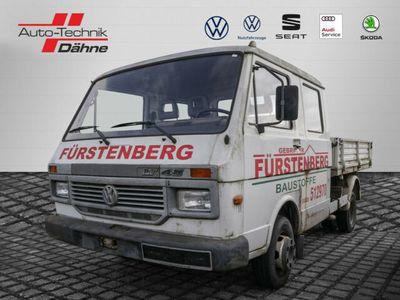 gebraucht VW LT 45 DOKA 2.8 TDI Pritsche