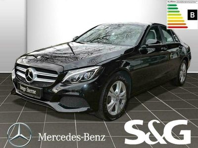gebraucht Mercedes C200 Distronic/RüKam./COMAND/Sitzhzg/Burmester