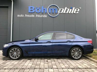 gebraucht BMW 530 d xDrive Sportline/HK/GSD/STHZG/Driving A+