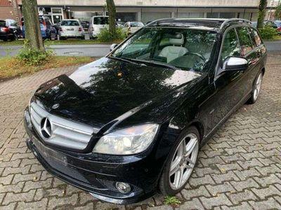 gebraucht Mercedes C350 C -Klasse T-ModellT AMG PAKET VOLL