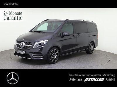 gebraucht Mercedes V250 d Lang Edition AMGLine+Comand+LED+DAB+19''