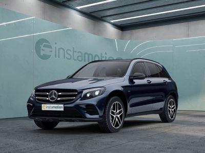 gebraucht Mercedes GLC350 GLC 350e 4M AMG Line Night Distr Pano Burm Kame