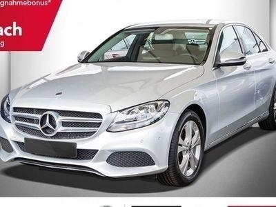 gebraucht Mercedes C180 AVANTGARDE+BUSINESS-PAKET+SHZ+PARK-PILOT