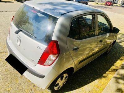 used Hyundai i10 Automatik