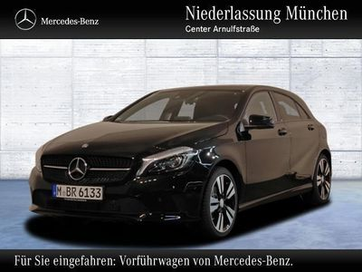 gebraucht Mercedes A180 CDI Urban Night-Pak. Autom Navi Spur-Pak.