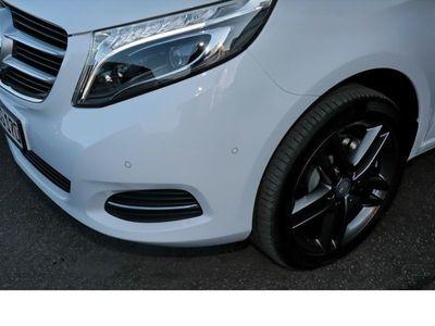 gebraucht Mercedes V250 D 4MATIC EDITION Avantgarde L NAVI AHK ILS