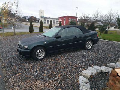 gebraucht BMW 318 Cabriolet i !!