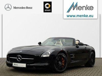 gebraucht Mercedes SLS AMG Roadster Keramikbremse,GT-Optik,B&O