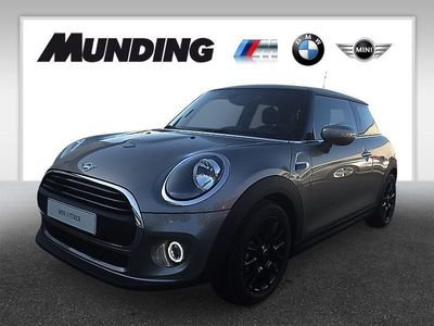 gebraucht Mini ONE A 3-Tuerer Blackyard|Pepper|Klima|SHZ|PDC