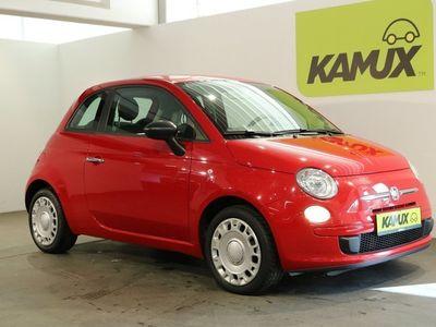 gebraucht Fiat 500 1.2 Pop +Erste Hand +Isofix +EURO 6