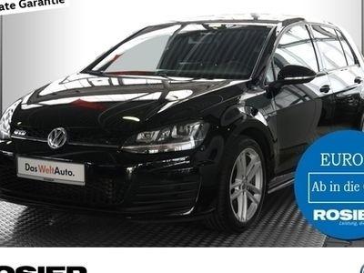 second-hand VW Golf VII 2.0 GTD Xenon SHZ PDC Klima Bluetooth