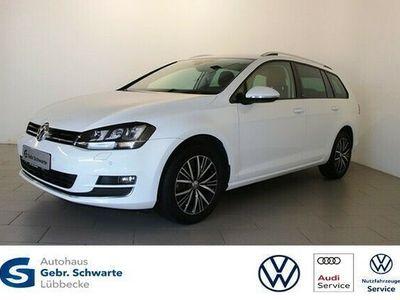 gebraucht VW Golf Variant 1.6 TDI DSG Allstar Xenon Navi ACC
