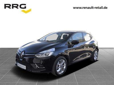 gebraucht Renault Clio IV 1.3 75 LIMITED Navi, Sitzheitung, Klimaautomat
