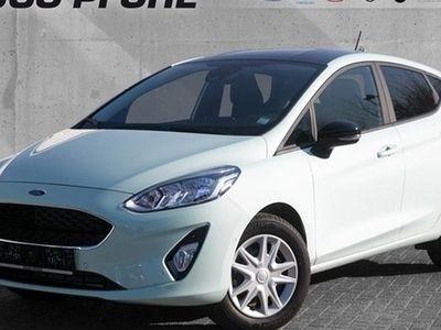 gebraucht Ford Fiesta Cool & Connect 1,1 63kW, 5-türig, Klima
