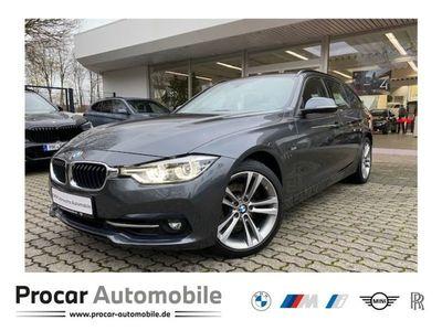 gebraucht BMW 330 i xDrive Touring Sport Line