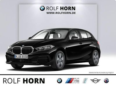 gebraucht BMW 118 Coupé i Lederlenkrad Ablagepaket