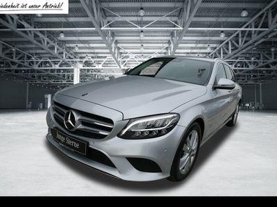 gebraucht Mercedes C220 d Avantgarde Kamera+Navigation+LED+Facelif