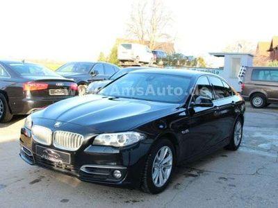 gebraucht BMW 518 d Aut Navigation Xenon