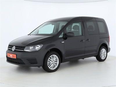 gebraucht VW Caddy Trendline 2,0 TDI Climatronic Alu SH