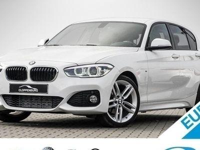 gebraucht BMW 118 i 5-Türer M Sportpaket HiFi LED Navi Bus.