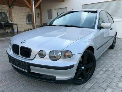 gebraucht BMW 318 Compact Baureihe 3 Compact ti Navi Klimaanlage!! als Sportwagen/Coupé in Koblenz