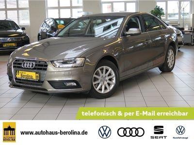 gebraucht Audi A4 Limousine 1.8 TFSI Attraction *NAVI+*PDC*SHZ*
