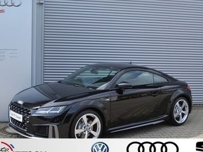 gebraucht Audi TT 45 TFSI quattro S-tronic LED DAB APS S line