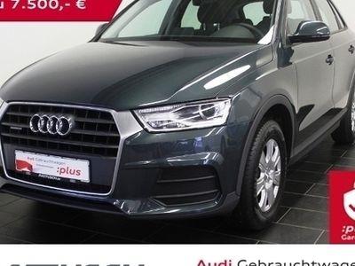 gebraucht Audi Q3 2.0 TDI Q Xenon Plus Navi Sitzhzg. GRA