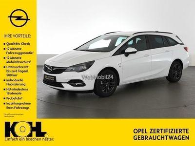 gebraucht Opel Astra ST 1.5 Diesel 120 Jahre 122PS Automatik