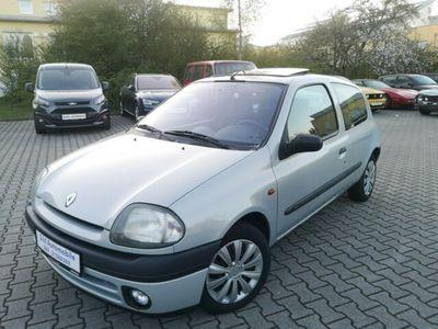 gebraucht Renault Clio 1.4 RXE EL.GSD*SCHECKH.*WA+ZAHNR. GEW.*3.HD