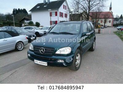 gebraucht Mercedes ML270 ML 270 M -KLasseCDI