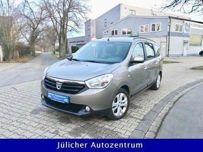 gebraucht Dacia Lodgy Prestige AHK, PDC, Navi, Tempomat