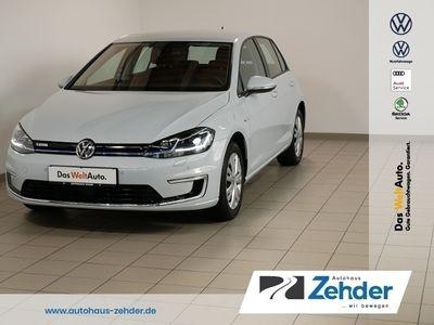 gebraucht VW e-Golf e-Golf1-Gang Autom.;Active Info,ACC,Wärm