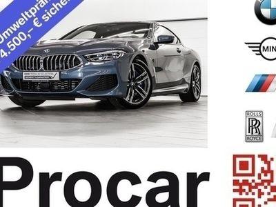 gebraucht BMW 840 d xDrive Coupé DAB Aktivlenkung WLAN