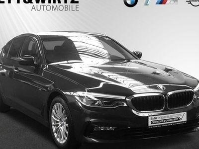 käytetty BMW 530 d Sport Line Navi el.GSD. HUD LED Sitzbel.