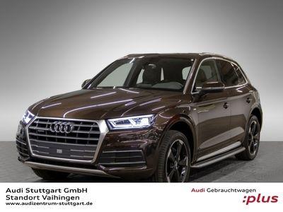 gebraucht Audi Q5 port 2.0 TDI quattro S tronic B&O LED VirtCo