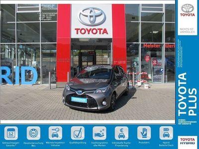 gebraucht Toyota Yaris Hybrid 1.5 VVT-i Style
