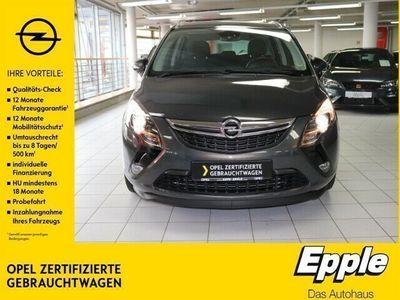 gebraucht Opel Zafira Tourer C Edition 1.4 Turbo Fernlichtass. PDCv+h Multif.Lenkrad NR RDC Klimaautom