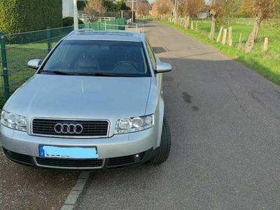 gebraucht Audi A4 Avant 6 Zylinder Kombi LPG (Autoga... als Kombi in Nettetal