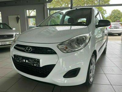 gebraucht Hyundai i10 Classic/8xRäder/AUX&USB/TÜV NEU