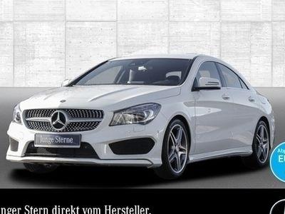 second-hand Mercedes CLA180 Cp. AMG ILS Navi PTS Sitzh Sitzkomfort