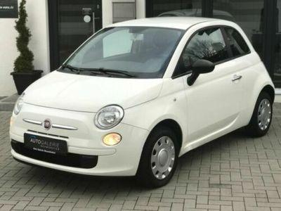 gebraucht Fiat 500 |City-Lenkung|Euro 5|2.Hand