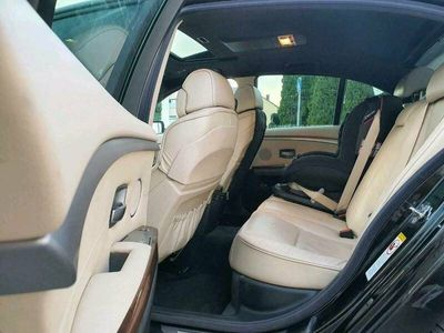 gebraucht BMW 750 i lpg brc 20zoll ACC night Vision soft closs
