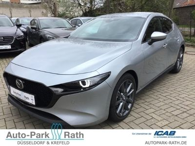 gebraucht Mazda 3 SKYACTIV-D 1.8 Selection *Design Paket*BOSE*I