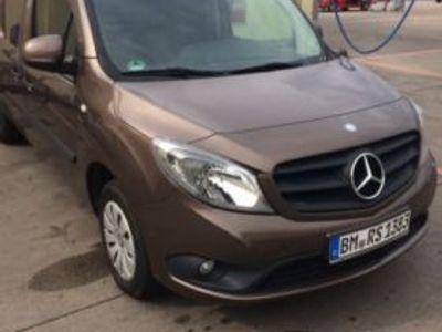 gebraucht Mercedes Citan 109 CDI extralang