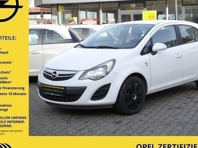 gebraucht Opel Corsa 1.3 CDTI Energy KLIMA PDC SITZHEIZUNG