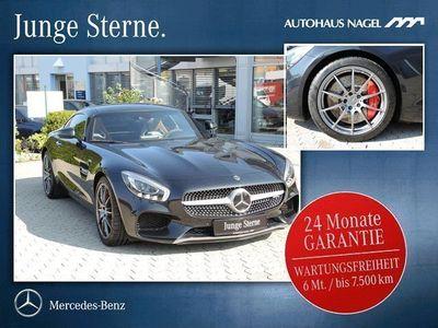 gebraucht Mercedes AMG GT S *LED*Comand*AMG-Abgasanlage*Burmester*