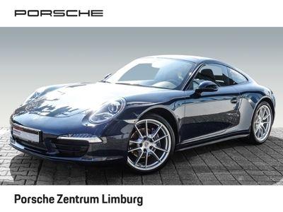 gebraucht Porsche 911 Carrera 4 991 PDLS Sitzbelüftung 20-Zoll